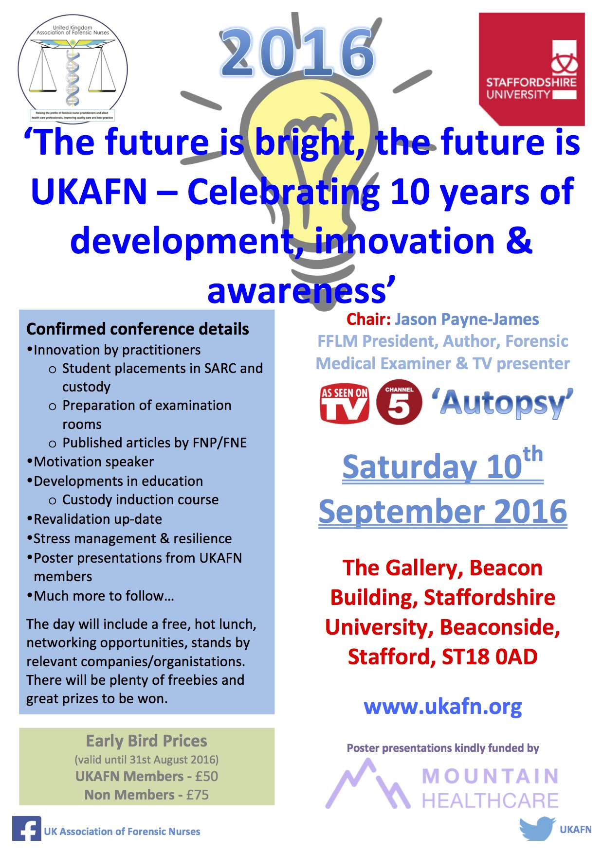 Conference 2016 Poster