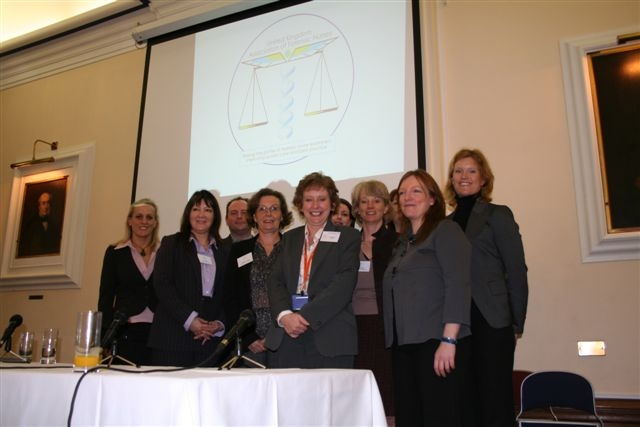(photo: UKAFN Launch 2007)